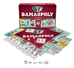 Bama-opoly - boardgame