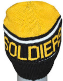 Buffalo Soldiers cap - knit