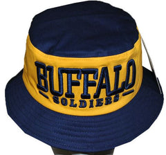 Buffalo Soldiers cap - bucket
