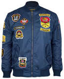 Buffalo Soldiers jacket - bomber - BBJA
