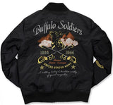Buffalo Soldiers jacket - bomber - BBJB