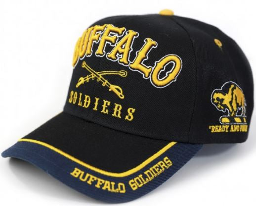 Buffalo Soldiers cap - BS141