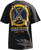 Buffalo Soldiers 1866 t-shirt - BSTQ