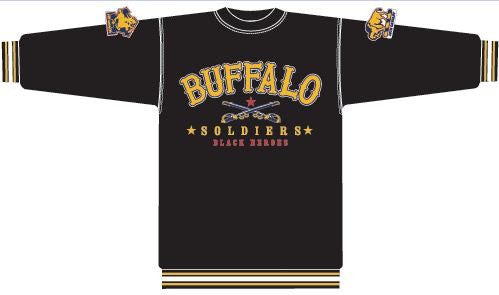 Buffalo Soldiers sweater - BSWAA