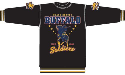 Buffalo Soldiers sweater - BSWAB