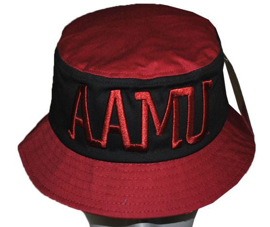 Alabama A&M cap - bucket