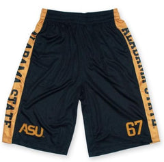Alabama State basketball shorts - CBSA