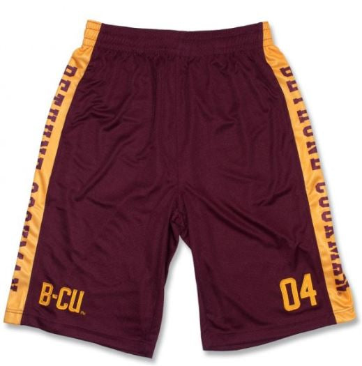 Bethune Cookman basketball shorts
