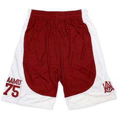 Alabama A&M basketball shorts - CBSB