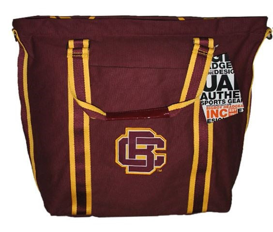 Bethune-Cookman canvas totebag