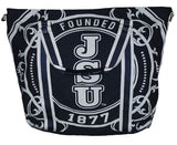 Jackson State canvas totebag