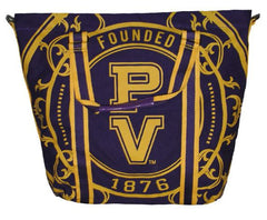 Prairie View canvas totebag