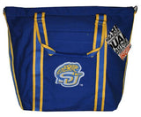 Southern University canvas totebag