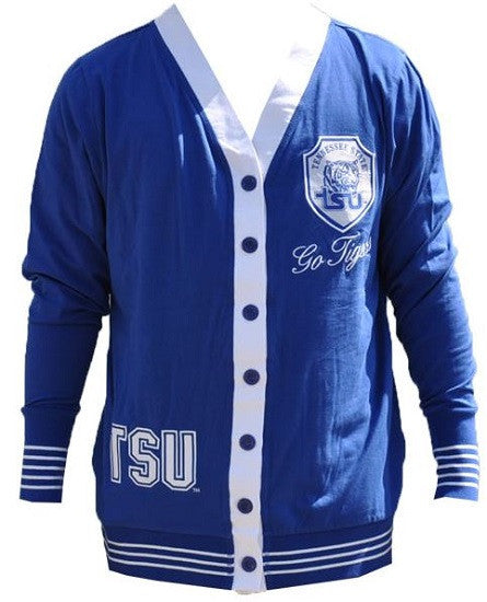Tennessee State sweater - ladies cardigan - CFCB