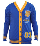 Albany State sweater - ladies cardigan - CFCC