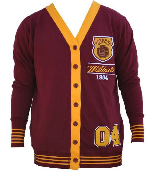 Bethune-Cookman sweater - ladies cardigan - CFCC