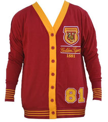 Tuskegee University sweater - ladies cardigan - CFCC