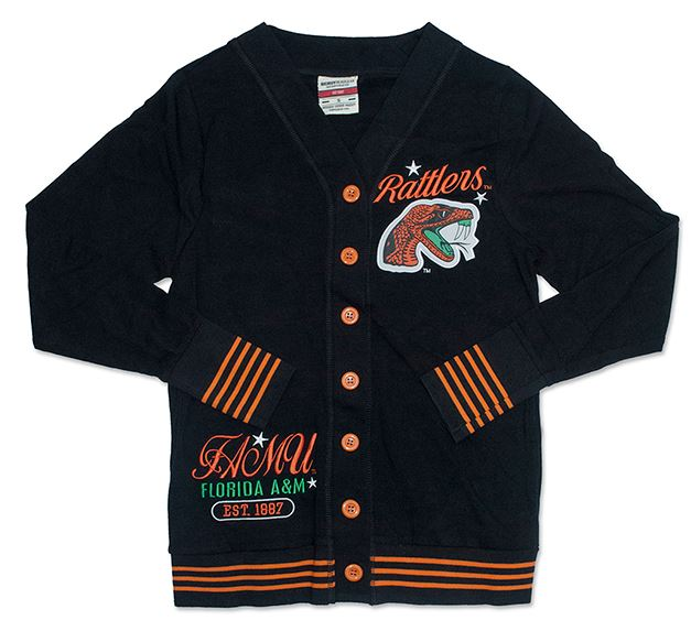 FAMU sweater - ladies cardigan - CFCD
