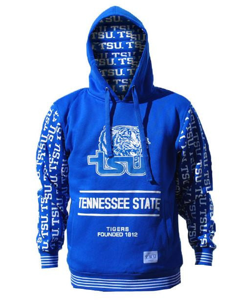 Tennessee State University hoodie - CHB
