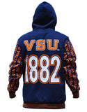 Virginia State University hoodie - CHB