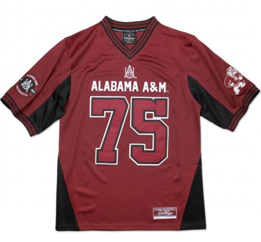 Alabama A&M jersey - CJER11