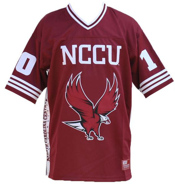 North Carolina Central football jersey - CJER8