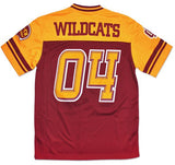Bethune Cookman football jersey - CJER9