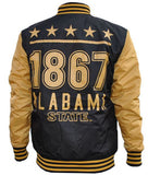 Alabama State jacket - lightweight varsity