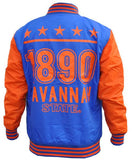 Savannah State jacket - lightweight varsity