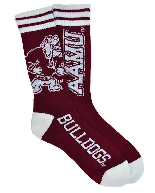 Alabama A&M socks - CMSB