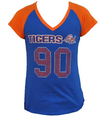 Savannah State t-shirt - with rhinestone 90