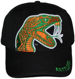 FAMU cap - with rattler