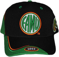 FAMU cap - with FAMU circle