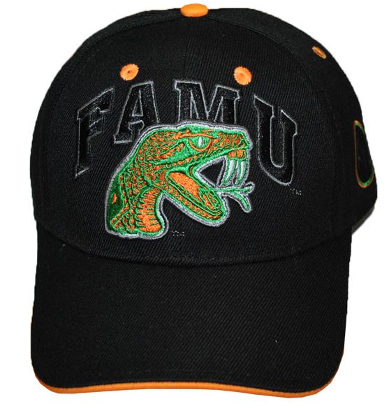 FAMU cap - with rattler - CRZ147