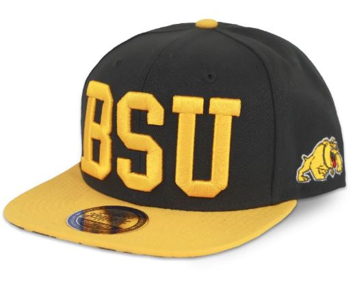 Bowie State cap - snapback style - CSB141