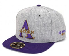 Alcorn State snap back cap