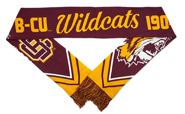 Bethune Cookman scarf - CSC
