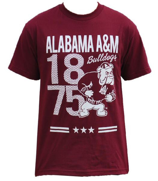 Alabama A&M t-shirt - CSTG