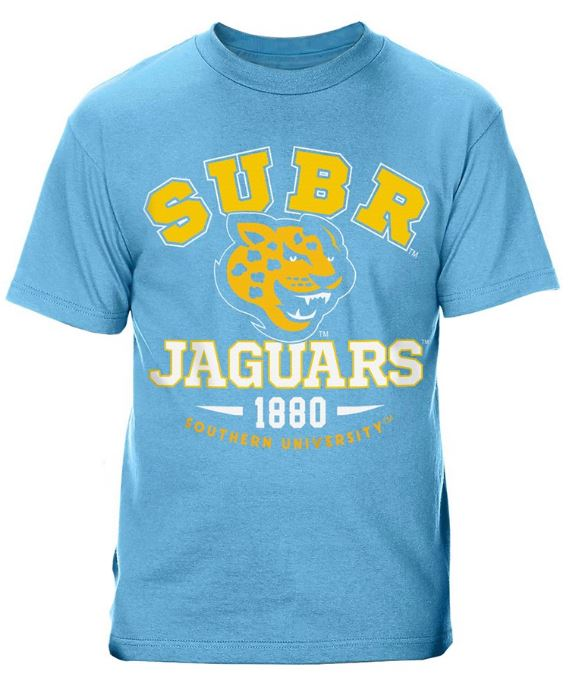 NCAA Southern University Jaguars T-Shirt V2