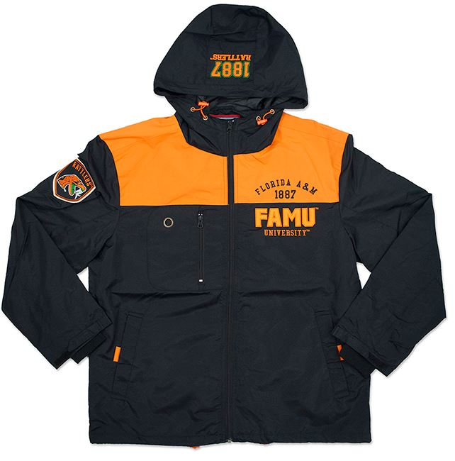 FAMU jacket - windbreaker - CWBC