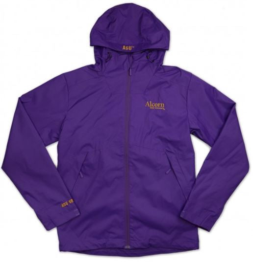 Alcorn State windbreaker