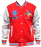 Eastern Star jacket - varsity fleece