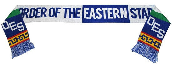 Eastern Star scarf