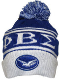 Phi Beta Sigma cap - beanie - blue - GB248