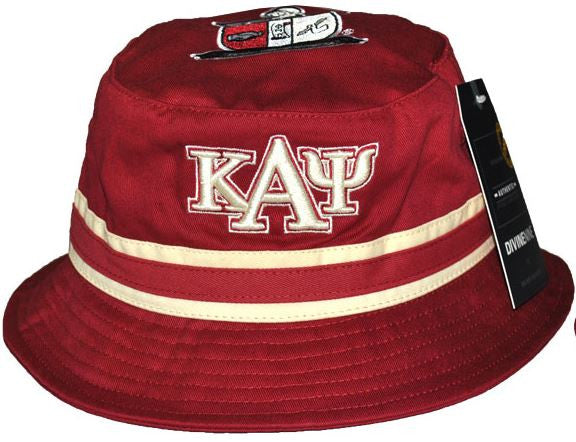 Kappa Alpha Psi cap - bucket