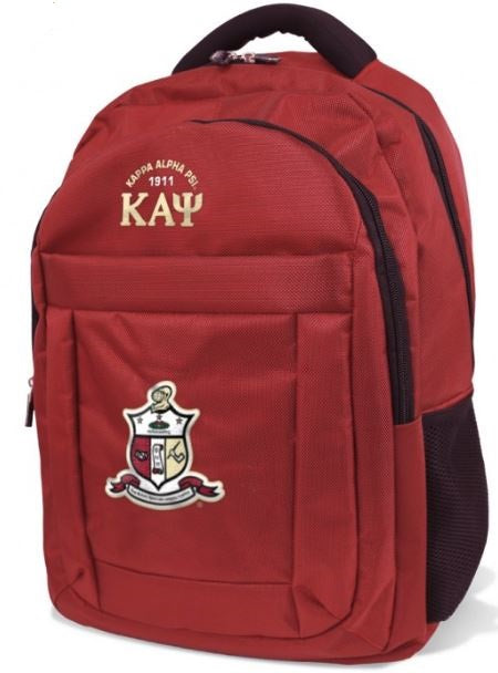 Kappa Alpha Psi backpack