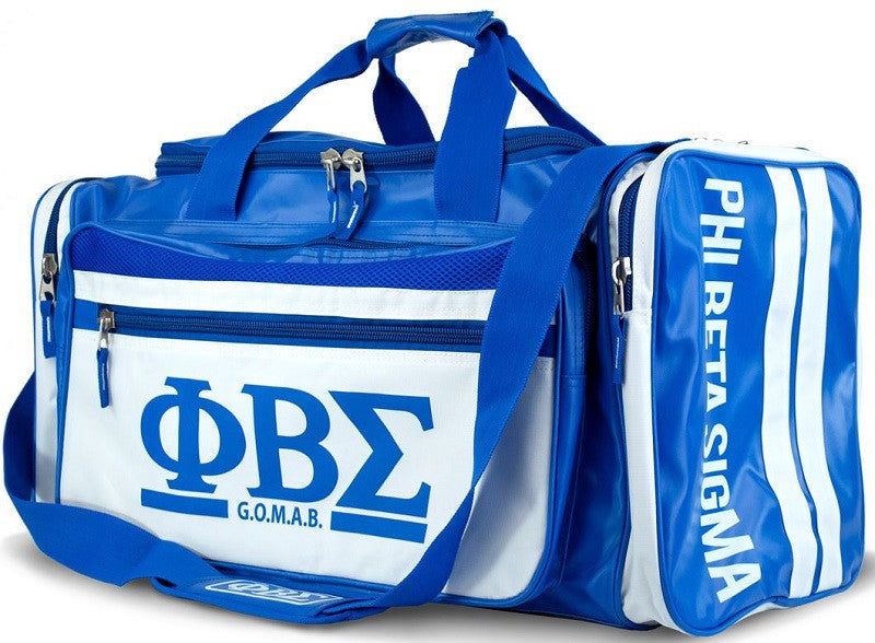 Phi Beta Sigma duffel bag - GDB142