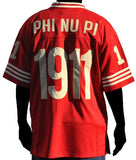 Kappa Alpha Psi football jersey - GFJF