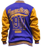 Omega Psi Phi jacket - fleece - GFJKC