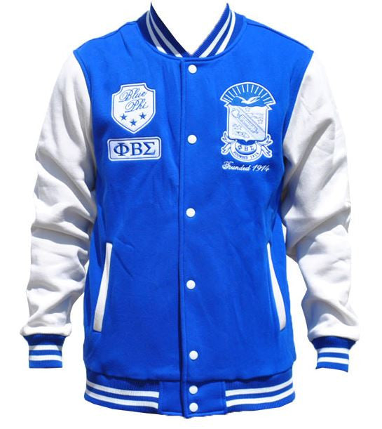 Phi Beta Sigma jacket - fleece - GFJKC
